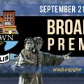 Our Town: Gallipolis Broadcast Premiere Graphic