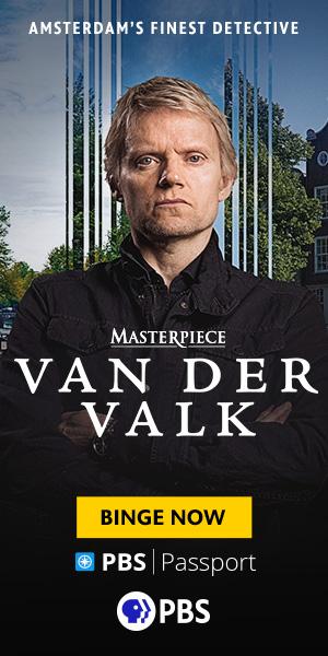 Van der Valk on MASTERPIECE binge ad