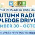 Autumn Radio Pledge Drive Graphic