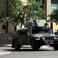 The National Guard in Columbus