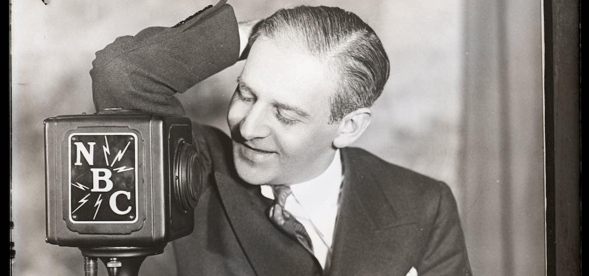 New AMERICAN MASTERS Documentary Tells the Story of Walter Winchell