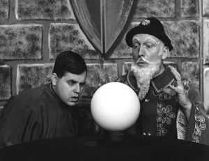 Merlin the Magician with Berman
