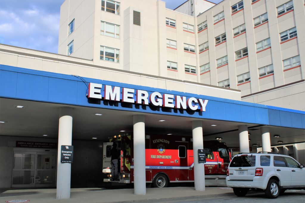 UK Good Samaritan Hospital in Lexington.