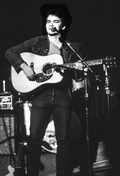 John Prine, October 1972.
