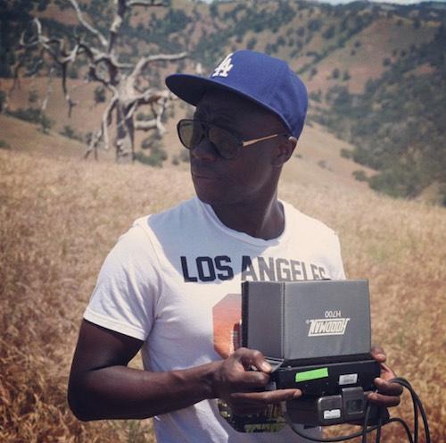 """""""Power Trip"""" co-director Edward Osei-Gyimah."""