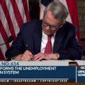 Gov. DeWine signs unemployment overhaul
