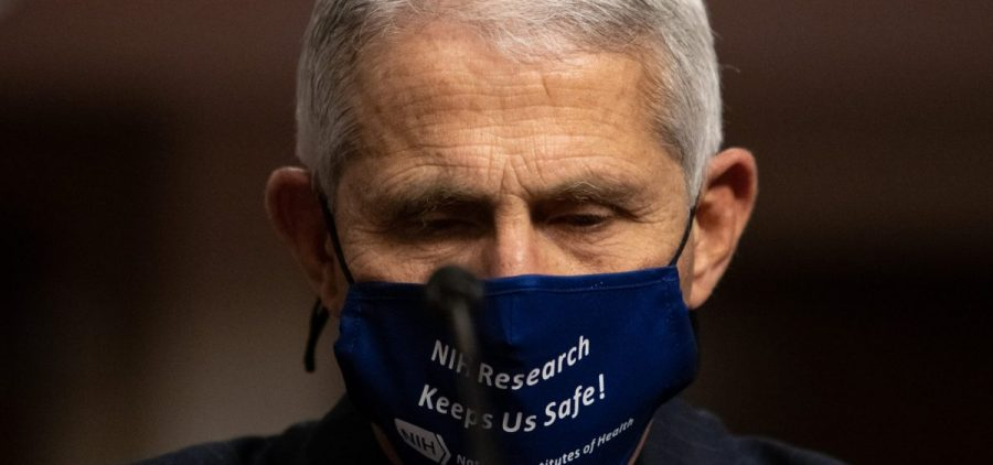 "Trump criticized Dr. Fauci, the nation's leading infectious disease expert, as a ""disaster"" for the nation's coronavirus response."
