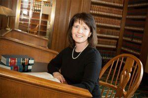 Ohio Supreme Court Justice Judi French