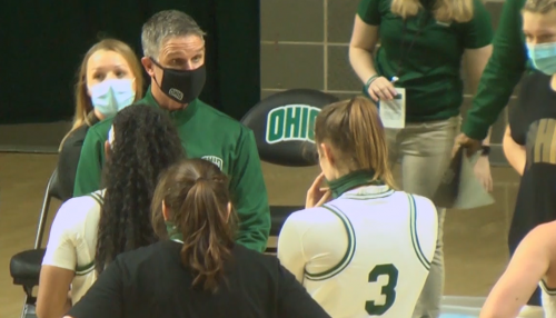 Ohio Women's Basketball, Bob Boldon