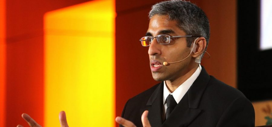 Vice Adm. Vivek Murthy, pictured at the Lake Nona Impact Forum in 2017, is a former surgeon general and is one of three co-chairs of President-elect Joe Biden's COVID-19 advisory board.
