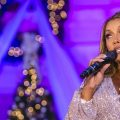 "Host Vanessa Williams performs ""What Are You Doing New Year's Eve?"""