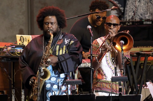 Kamasi Washington, featured IN CONCERT AT THE HOLLYWOOD BOWL.