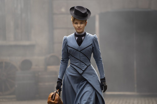 Kate Phillips as Eliza Scarlet