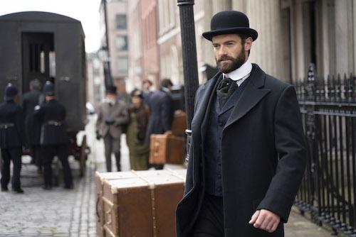 "Stuart Martin as William Wellington (""The Duke"")"