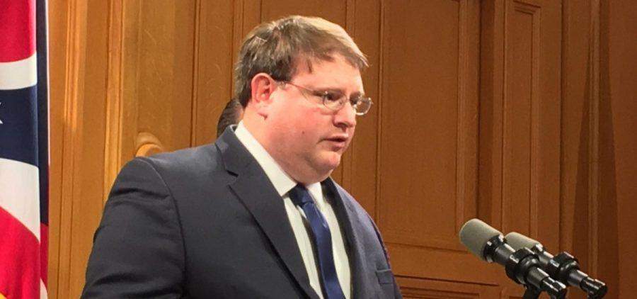 Senate President Larry Obhof (R-Medina)