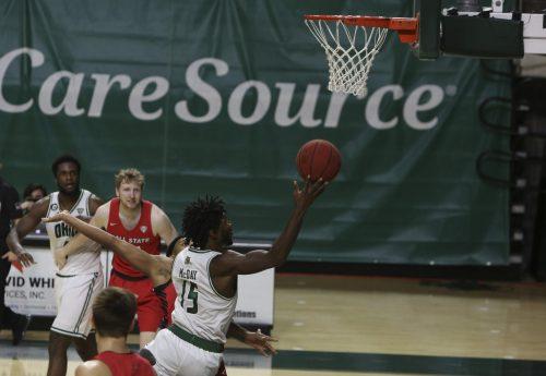 Ohio Mens Basketball Lunden McDay