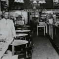 """Black-owned business during the """"Black Wall Street"""" days of Tulsa."""