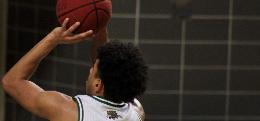 Ohio Men's Basketball Ben Roderick