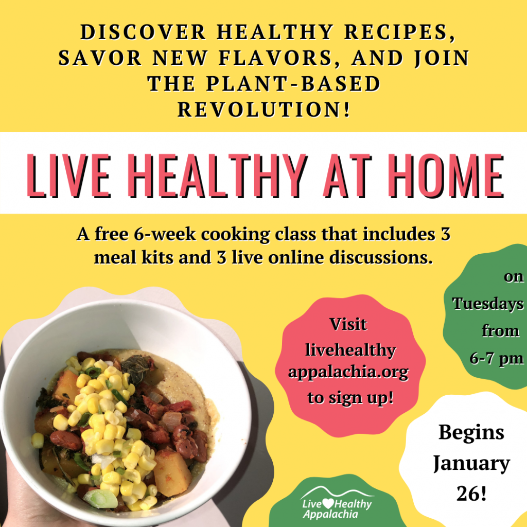 live healthy at home