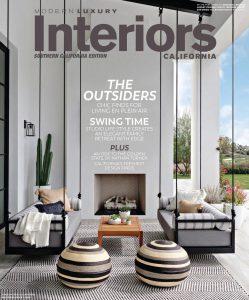 Interiors Magazine Cover