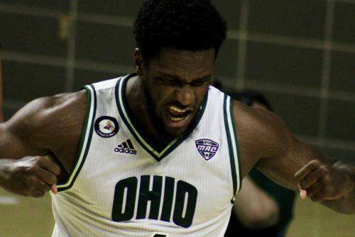 Ohio Men's Basketball Dwight Wilson II