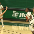 Ohio Women's basketball Erica Johnson