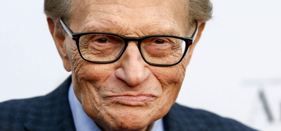 The ever-curious Larry King adopted a philosophy of letting his guests be the star of the show and letting them teach him a thing or two.
