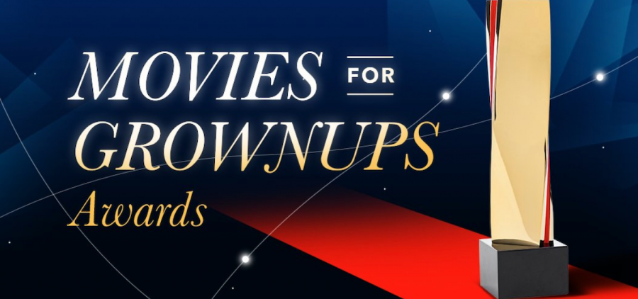2021 AARP-Movies-For-Grownups-Awards title slide