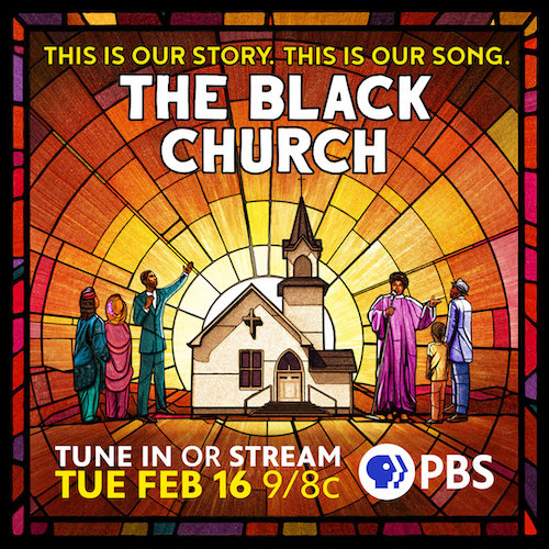 The Black Church February 16, 2021 tune in ad