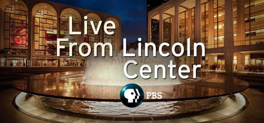 Live from Lincoln Center logo