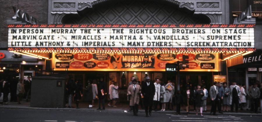 The historic Brooklyn Fox Theatre
