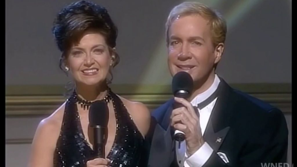 Mary Lou Metzger and Tom Netherton from the Lawrence Welk Shwo (2003)