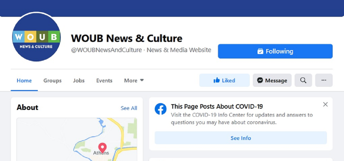 news and culture facebook page