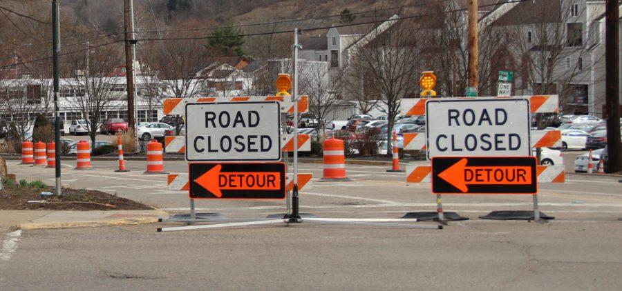 Roadway Construction on Stimson Avenue l Ben Byers l