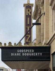 Tiffin theater where Diane Dougherty volunteered