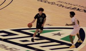 Ohio Men's Basketball Jason Preston