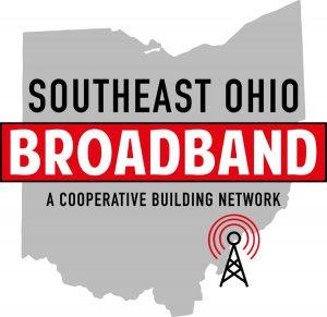 The logo for the Southeastern Ohio Broadband Cooperative