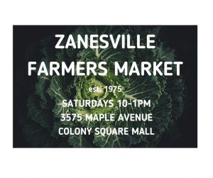 zanesville farmers market