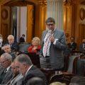 Rep. Bill Seitz (R-Cincinnati) speaks in favor of overriding Gov. Mike DeWIne's SB22 veto.