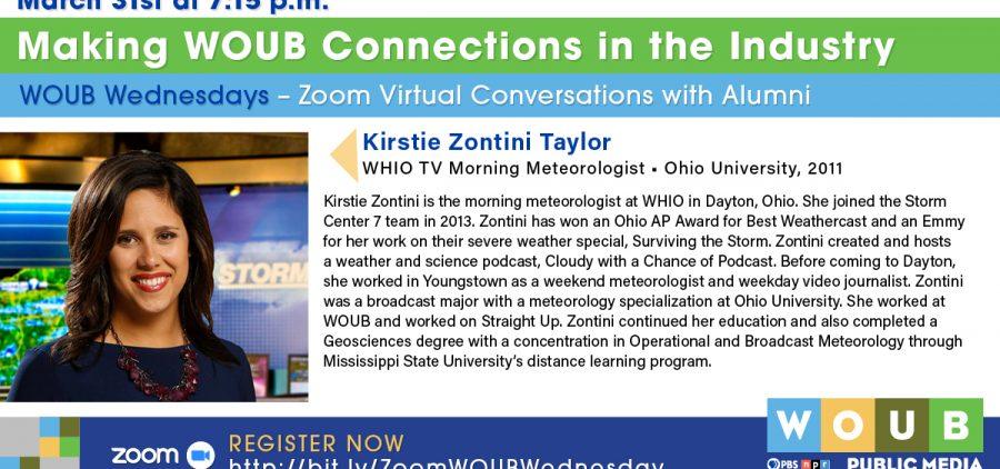 Kirstie Zontini Headshot