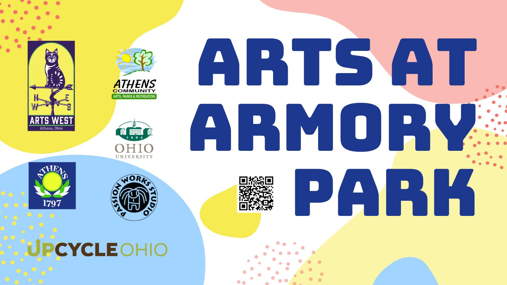Arts at Armory park