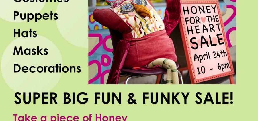 Honey for the Heart