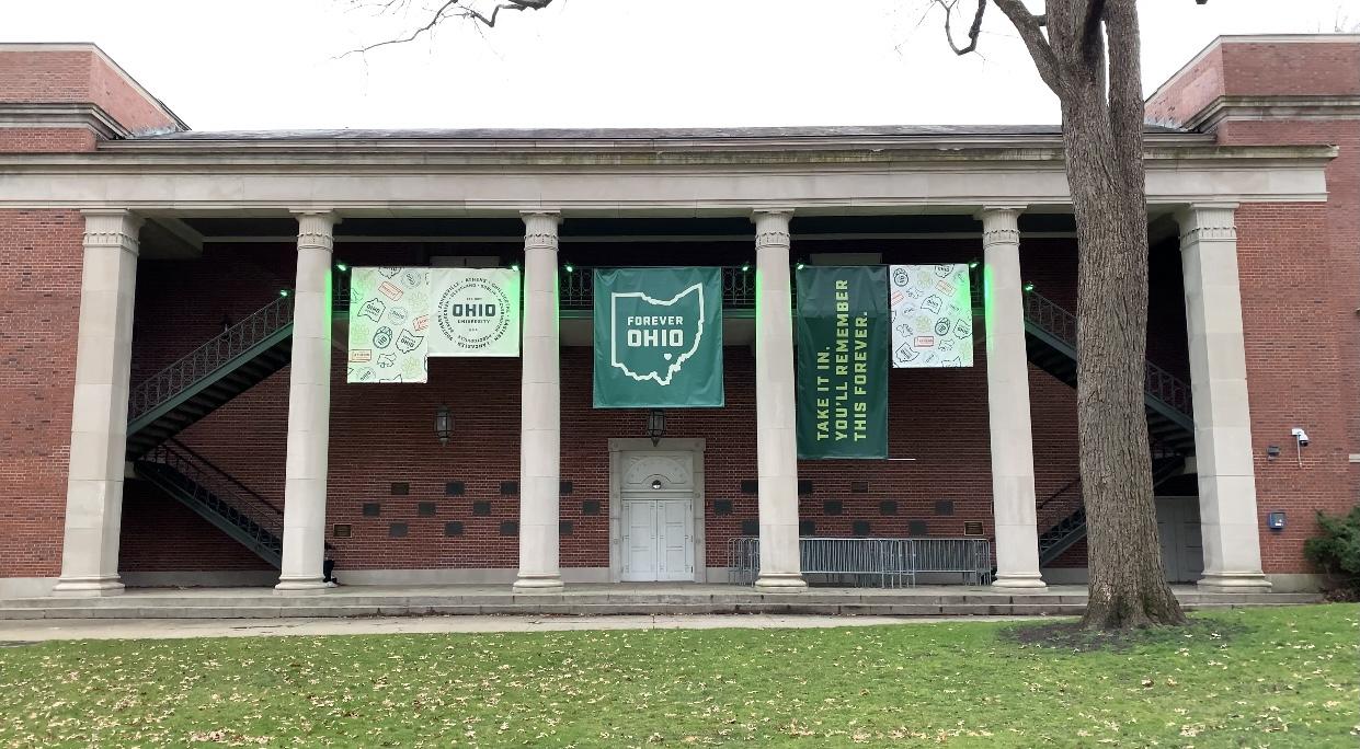 The Templeton-Blackburn Alumni Memorial Auditorium