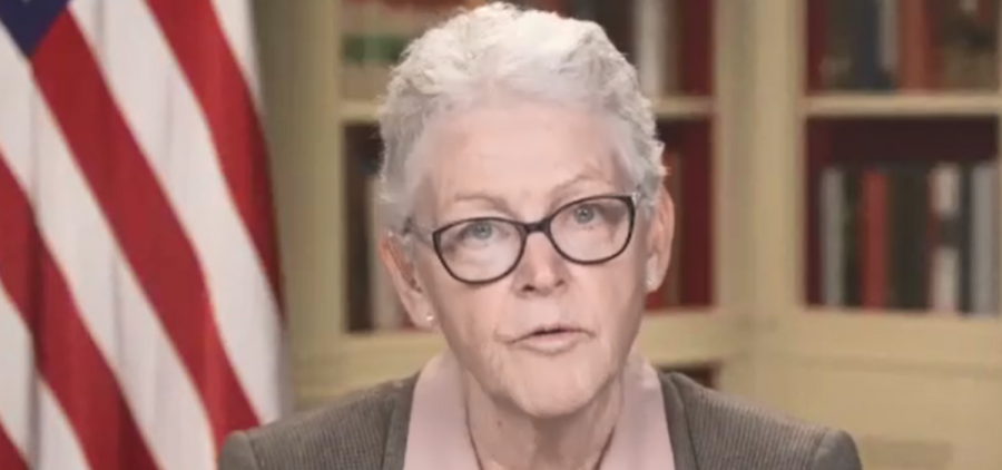 National Climate Advisor Gina McCarthy in an interview with the ReSource.