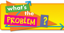 What's the problem logo graphic