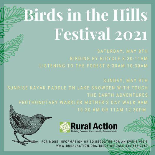 Birds in the hills