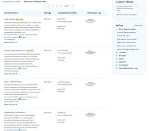 A search of OhioMeansJobs finds 365 postings.