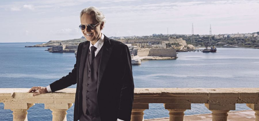 Andrea Bocelli in Malta