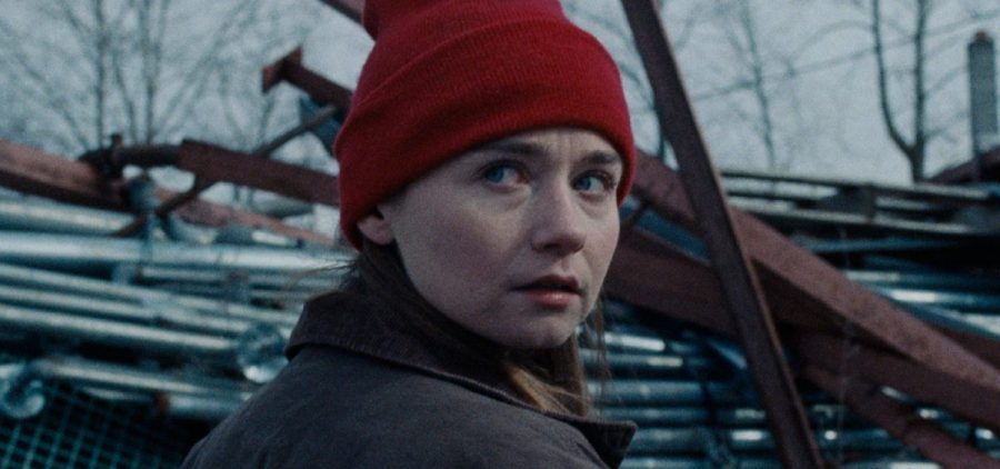 """Jessica Barden as """"Ruth"""" in Nicole Riegel's HOLLER."""