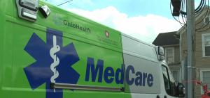 A MedCare vehicle